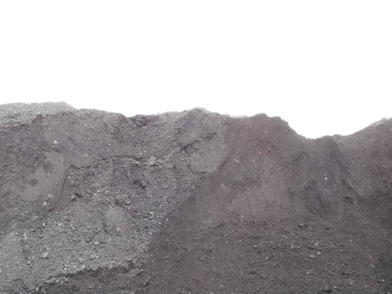 Guigang cargo yard coal pile